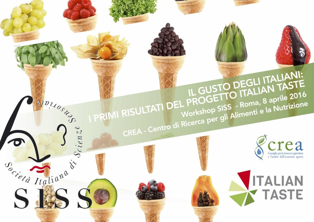 Workshop SISS Italian Taste 2016
